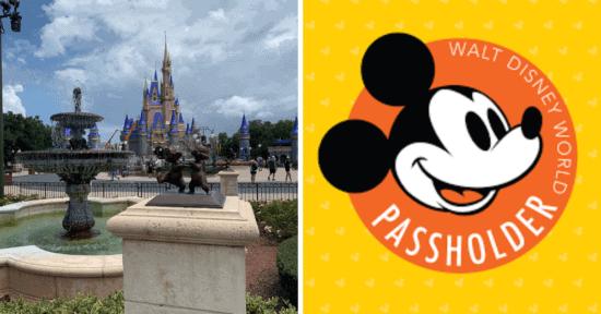 Disney World Annual Passholder Preview Survey