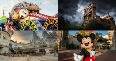 Disney's Hollywood Studios Popularity