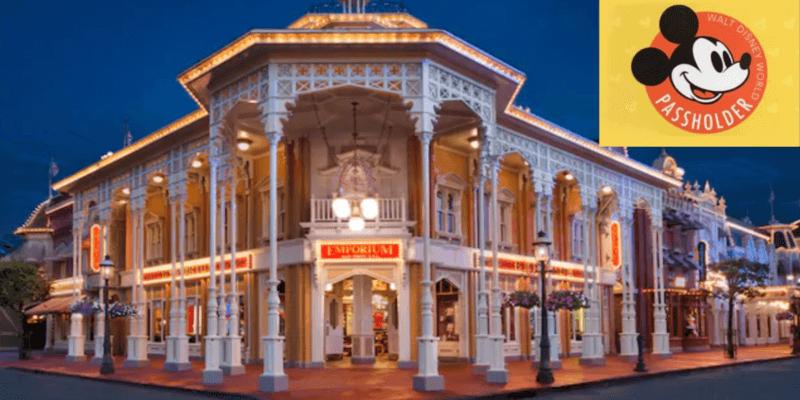 Walt Disney World Annual Passholder Discount