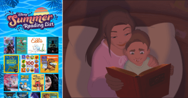 Disney Publishing Summer Reading List