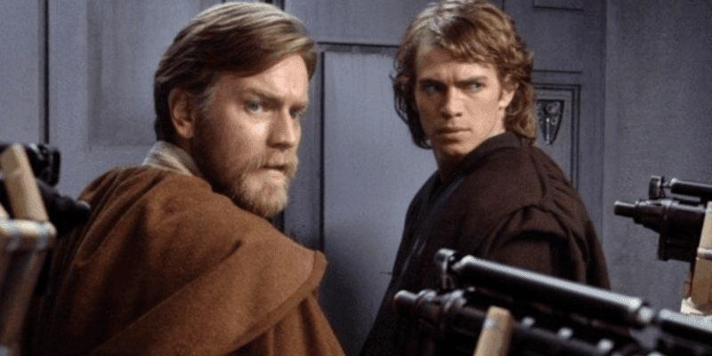 Hayden Christensen Obi-Wan Kenobi Series