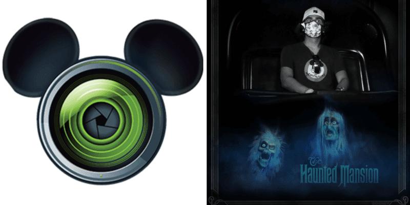 Face Masks Disney Ride Photos