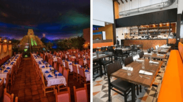 WDW Third Party Restaurants
