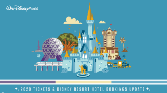 WDW Ticket and Hotel Update