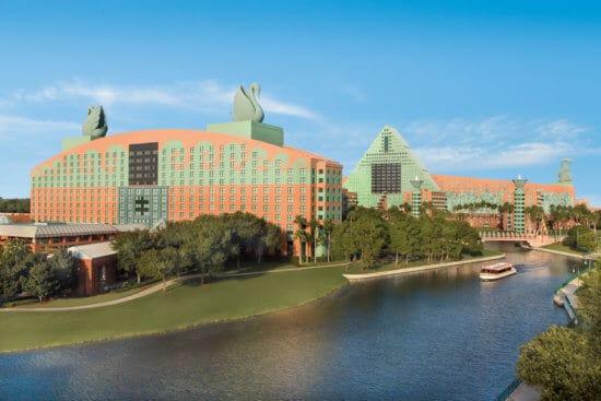 Walt Disney World Swan and Dolphin