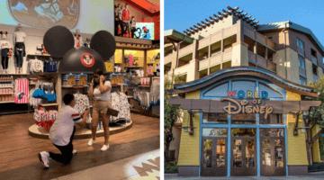 World of Disney Proposal