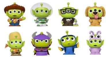 Alien Pixar Funko Pops