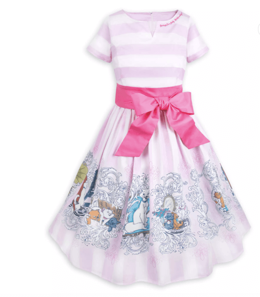 aristocats dress shop disney