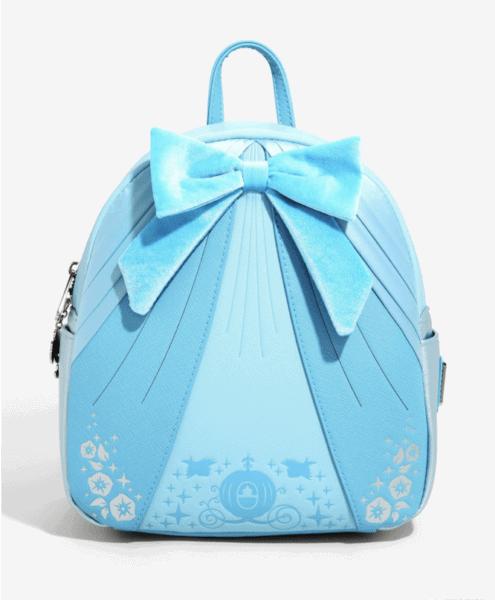 blue ball gown cinderella dress loungefly