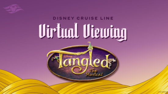 Virtual Viewing of Tangled: The Musical