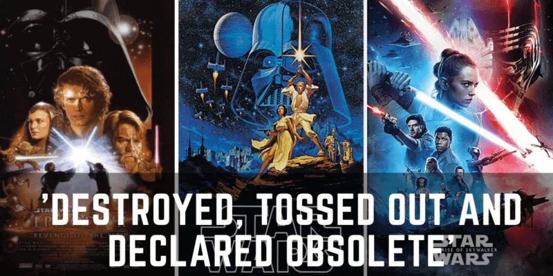 Star Wars sequel trilogy erased