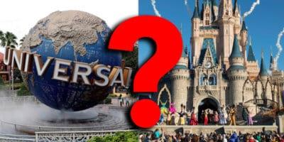 Universal Orlando Disney World