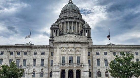 Rhode Island capital building
