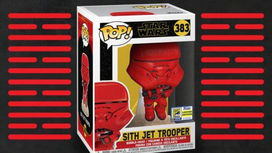 sith trooper funko sdcc