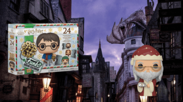 Harry Potter Christmas Funko advent calendar