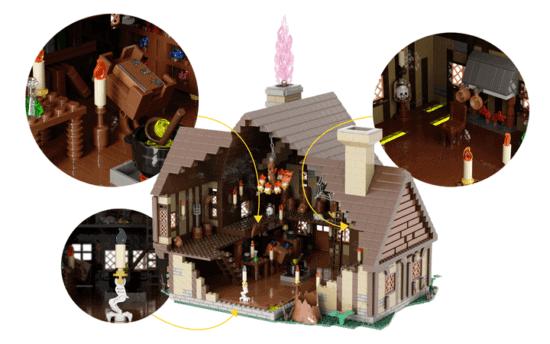 Hocus Pocus Lego