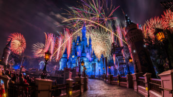 new year at magic kingdom
