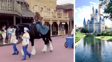 merida appearance at cast member preview header