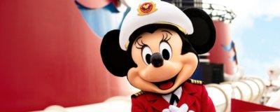 disney cruise line minnie mouse