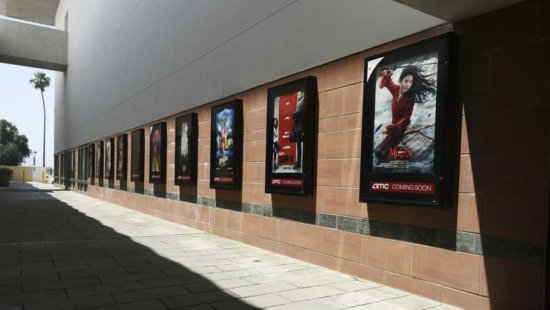 AMC Movie Theater Posters
