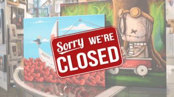POP Gallery Closing