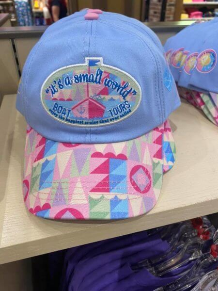 It's a Small World hat