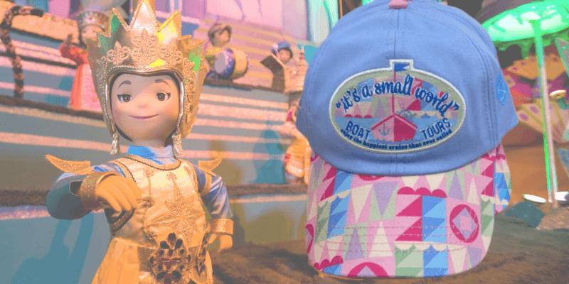 Small World Hat header