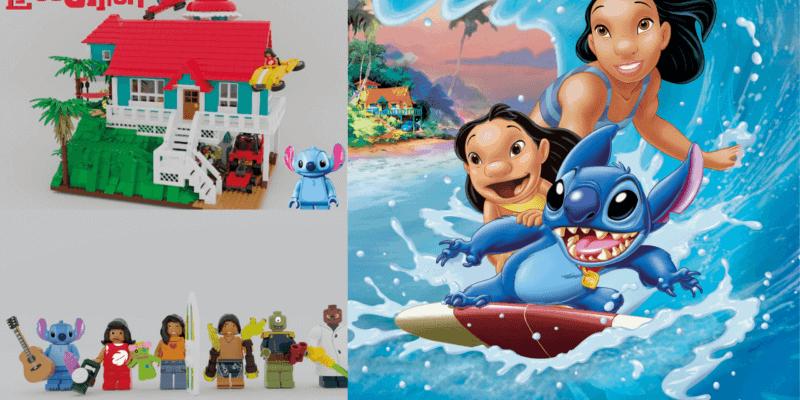 Lilo and Stitch LEGO