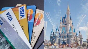 Credit Cards Magic Kingdom