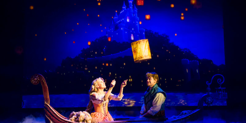 """""""Tangled: The Musical"""" Aboard the Disney Magic"""