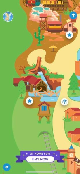 Splash Mountain Game Removed from the Play Disney Parks App