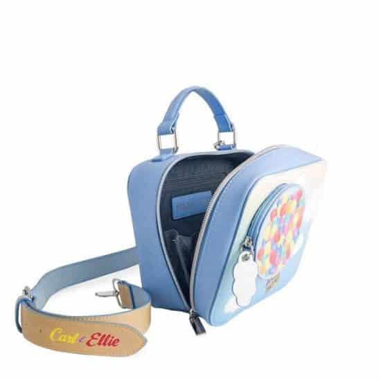 up bag inside