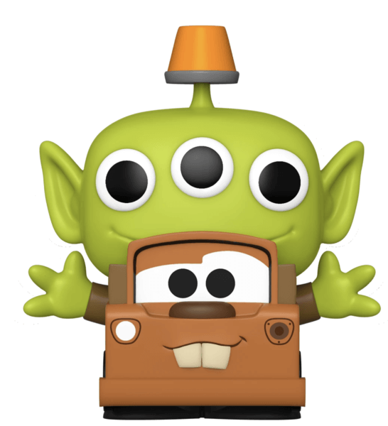 Alien Mater from Cars