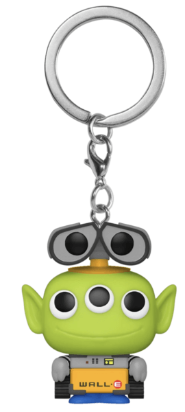 Wall-E funko keychain