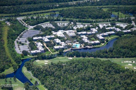 Disney's Port Orleans: French Quarter Resort