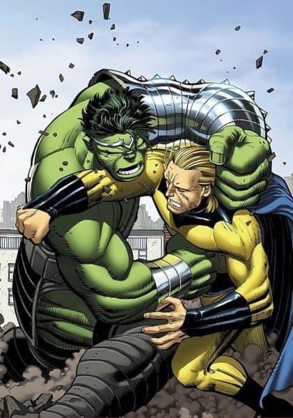 sentry vs hulk strongest avenger