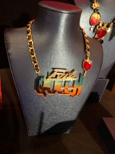 evil queen necklace