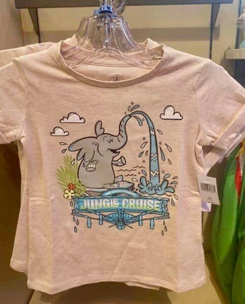 jungle cruise kids shirt