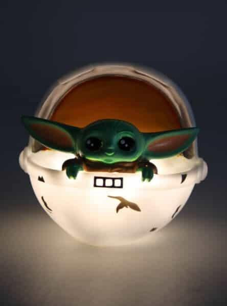Baby Yoda Mood Light Night