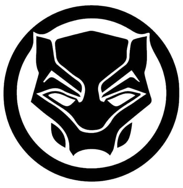 Black Panther Silkscreen