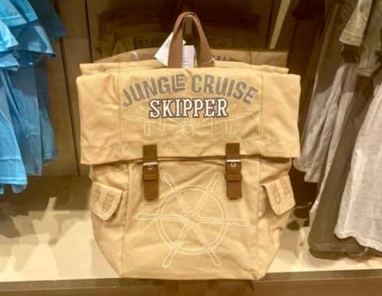 jungle cruise skipper backpack