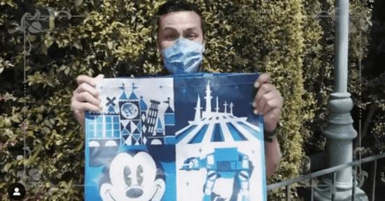 Disneyland Cast Members