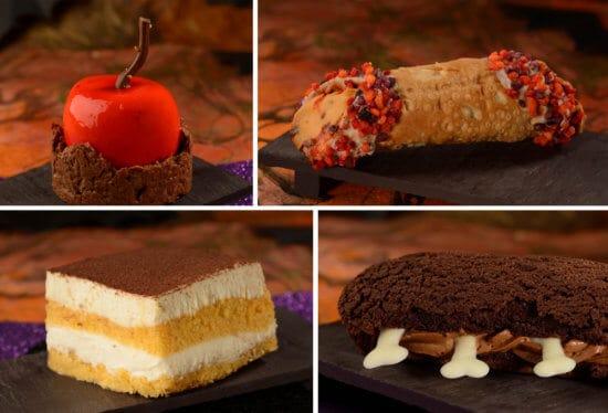 disney halloween food