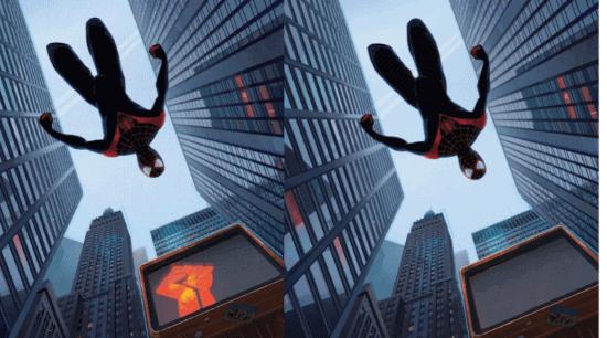 black lives matter spider-man
