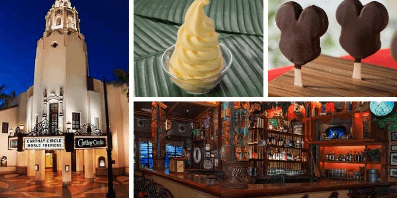 Disney Parks Food