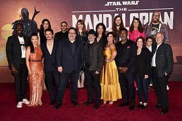 mandalorian cast and crew