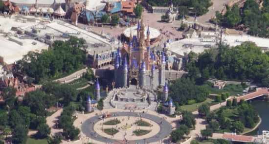 How crowded is Walt Disney World right now?