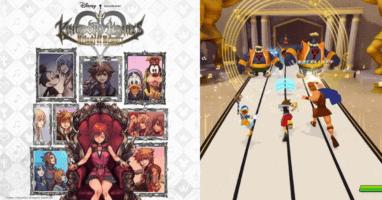 Kingdom Hearts Melody of Memories