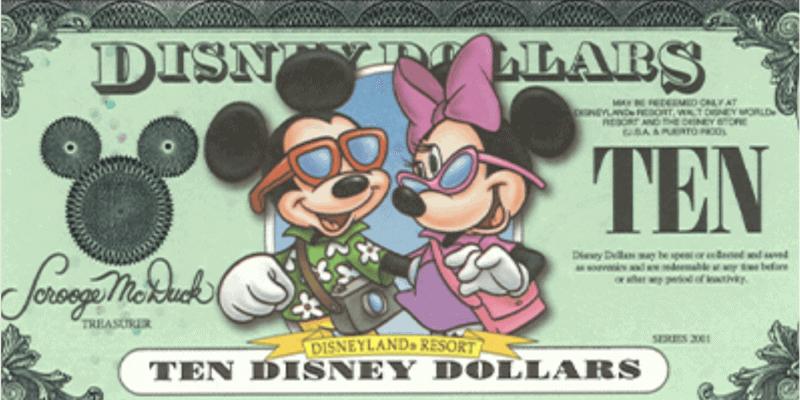 disney dollars earnings report