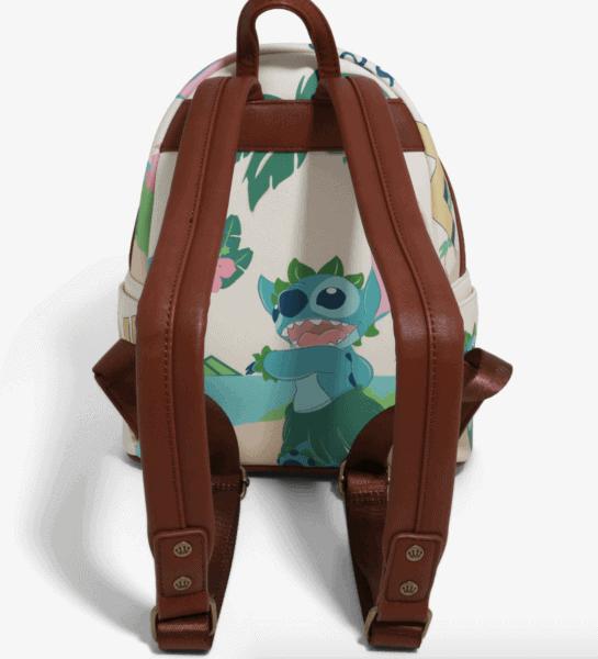 stitch backpack back